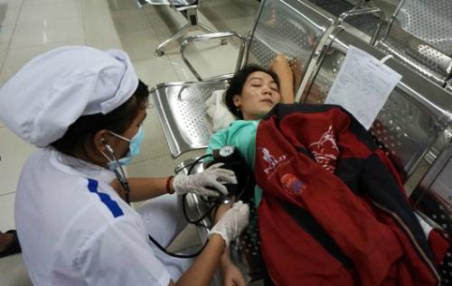 Nguyên nhân hàng chục công nhân nhập viện sau ăn bún bò Huế
