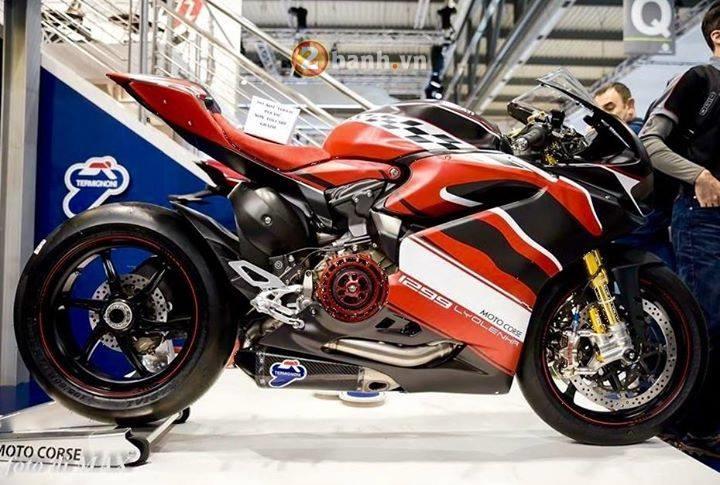 Siêu phẩm Ducati 1299 độ siêu khủng