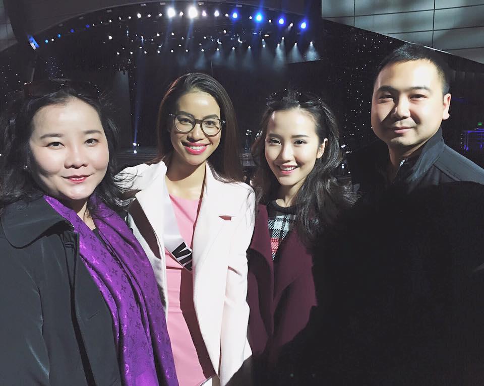 Vì sao Phạm Hương sụt cân nhiều trước đêm chung kết HHHV