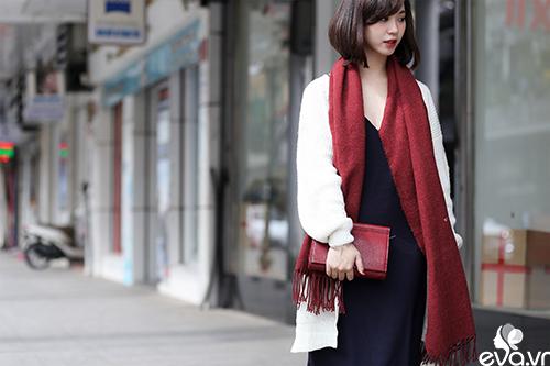 Bạn gái Hà Nội thích thú với thời trang trên đông dưới hè