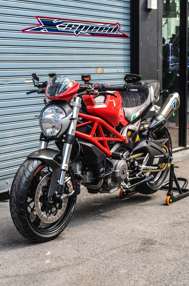 Ducati Monster 795 đầy chất lừ của người Thái