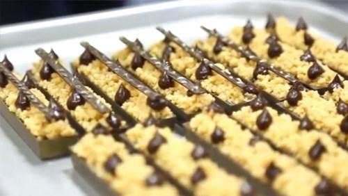 Quá trình làm bánh ngọt đẹp mắt của đầu bếp bậc thầy