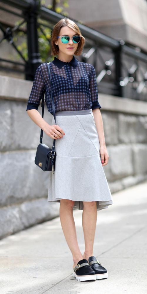 Váy xuyên thấu làm có làm khó cho bạn ?