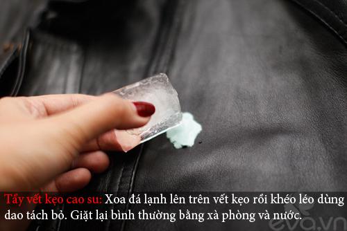 10 mẹo tẩy sạch các vết bẩn cứng đầu trên quần áo