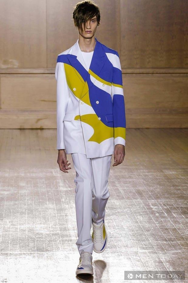 BST thời trang nam của Alexander McQueen