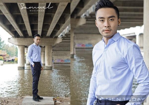 BST thời trang nam mùa từ Samuel mạnh mẽ