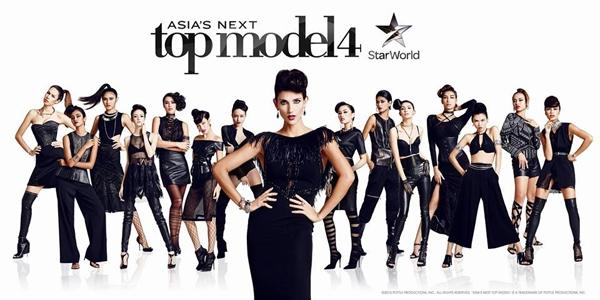 Đại diện Việt Nam bị chê tại Asia's Next Top Model 2016