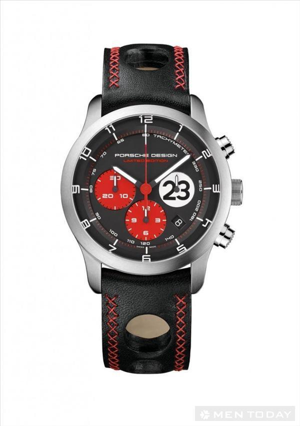 Đồng hồ cho người yêu xe Porsche