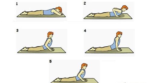 Hai bài tập yoga đơn giản giúp bụng phẳng eo thon cho mọi người