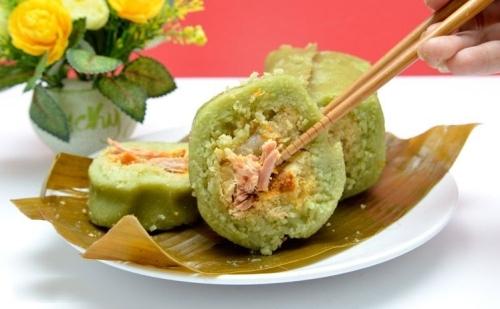 Hình ảnh món ăn ngon chỉ có trong mâm cỗ Tết miền Trung