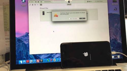 iPhone bị can thiệp vào phím Home sẽ trở thành cục gạch