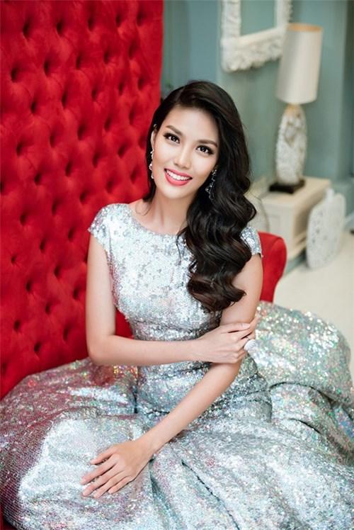 Lan Khuê Việt Nam thăng 11 bậc trên BXH Miss World