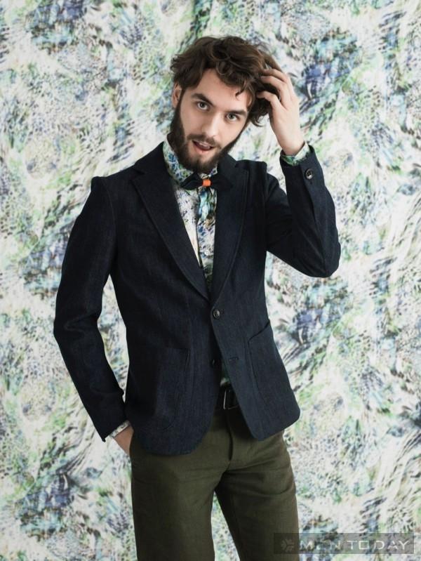 Lookbook thời trang nam của FRENN