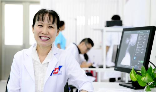 Nữ bác sĩ giải mã gene của người Việt để chữa loãng xương