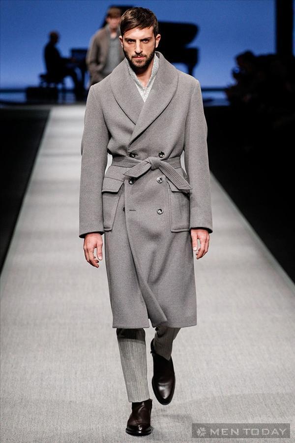 Phong cách thời trang nam của Canali | MFW