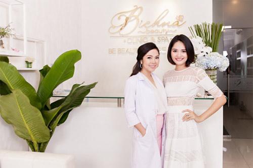 Bí quyết dưỡng da sáng mịn của Hoa hậu Hương Giang.