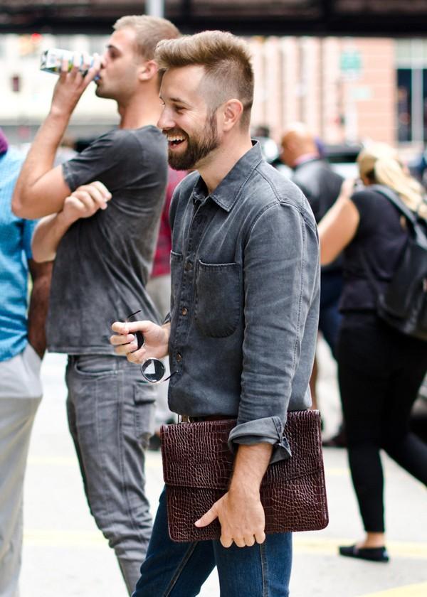 Gợi ý các chàng chọn áo tự tin dạo phố