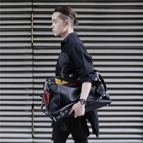 Không cần sang trời Tây, Kelbin Lei vẫn xuất hiện trên Vogue