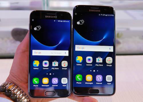 Samsung trang bị cảm biến độ ẩm cho Galaxy S7