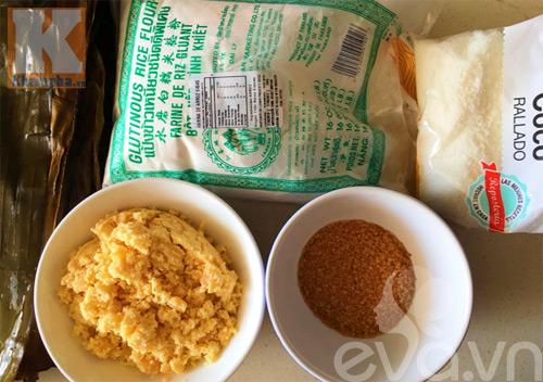 Bữa sáng giản dị với bánh nếp nhân đậu xanh dừa bạn đã thưởng thức?