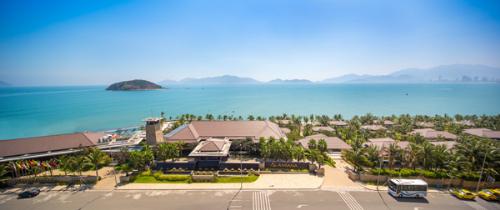 Nha Trang đã vào top 3 bãi biển hấp dẫn nhất tại Việt Nam