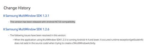 Samsung lộ tên gọi phiên bản Android mới