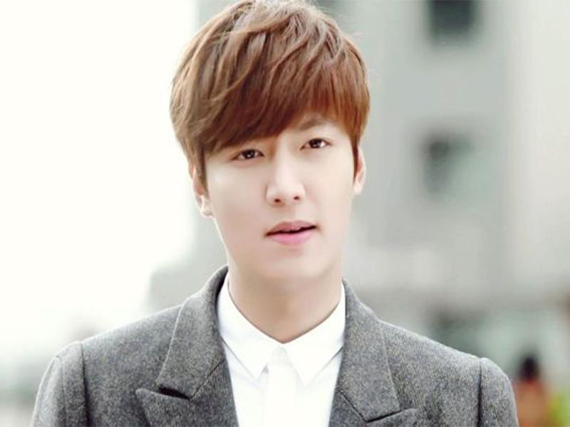 Tóc nam tỉa layer ngắn thời thượng như Lee Min Ho