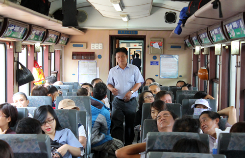 Tour du lịch bằng tàu lửa khám phá ngoại ô Sài Gòn hấp dẫn