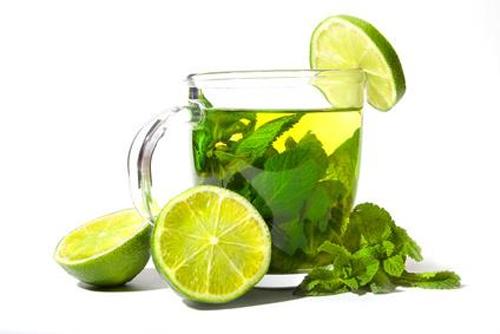Trị hôi nách bằng trà xanh và chanh
