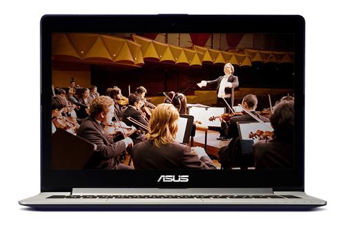 Asus VivoBook Pro N552VX laptop giải trí nổi bật từ Asus