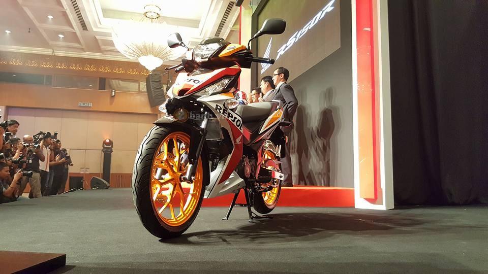 Hình ảnh của Honda RS150R