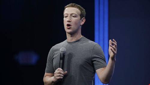 Ông chủ Facebook kiếm 6 tỷ USD trong một ngày?