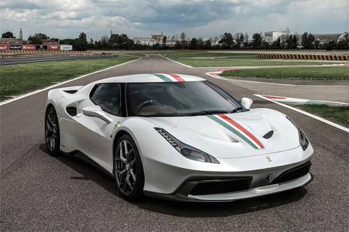 Làm thế nào để mua được Ferrari hàng độc