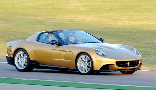 Siêu xe Ferrari hàng độc