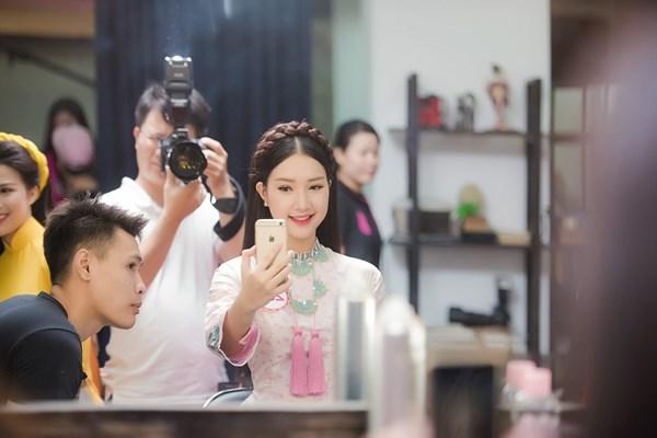 Chuyện hậu trường của Hoa hậu Việt Nam