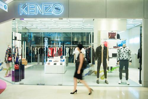 Kenzo ra mắt chính thức tại Saigon Centre