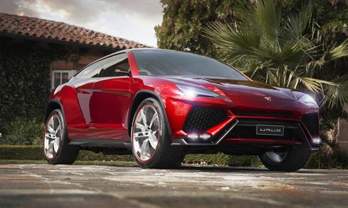SUV Lamborghini Urus giá từ 200.000 USD