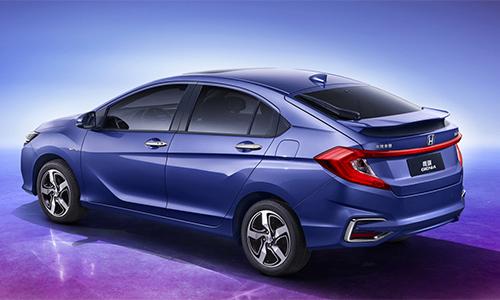 Bản hatchback của Honda Gienia tại Trung Quốc