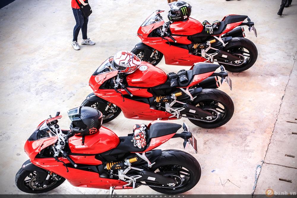 Ducati 959 Panigale sau 400km trải nghiệm