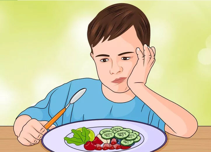Mẹo để trẻ biếng ăn tăng cân đều đều