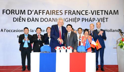 Ngành dược Việt Nam 'bắt tay' tập đoàn Pháp tiến bộ