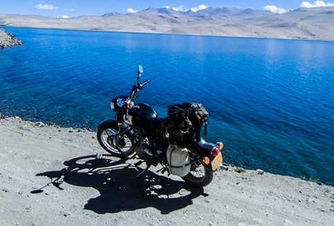 Phượt thủ Việt chinh phục đường đèo Bắc Ấn cao trên 4.000 m