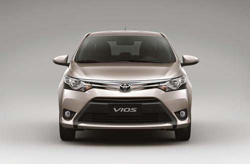 Toyota Vios với động cơ mới 2NR-FE