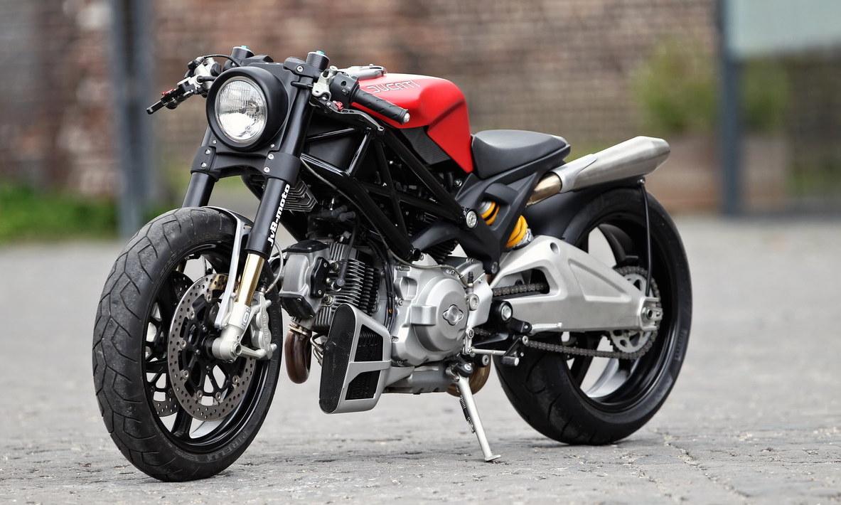 5 chiếc Ducati độ đẹp - độc- đỉnh nhất mọi thời đại
