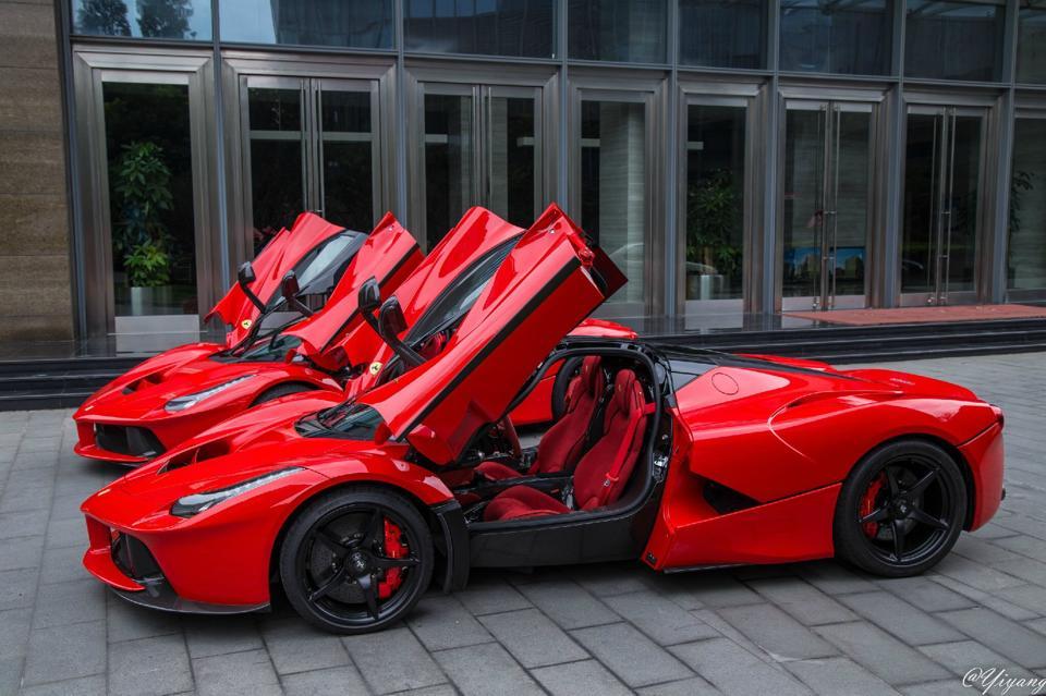 Ngắm những mẫu Ferrari đẹp nhất mọi thời đại