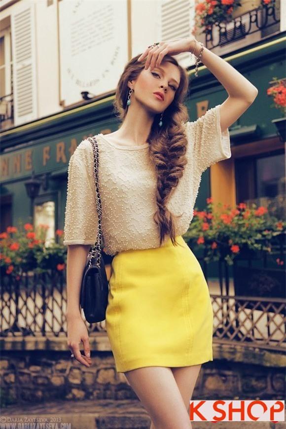 Những kiểu tóc đẹp đơn giản dễ làm cho nàng đầy quyến rũ