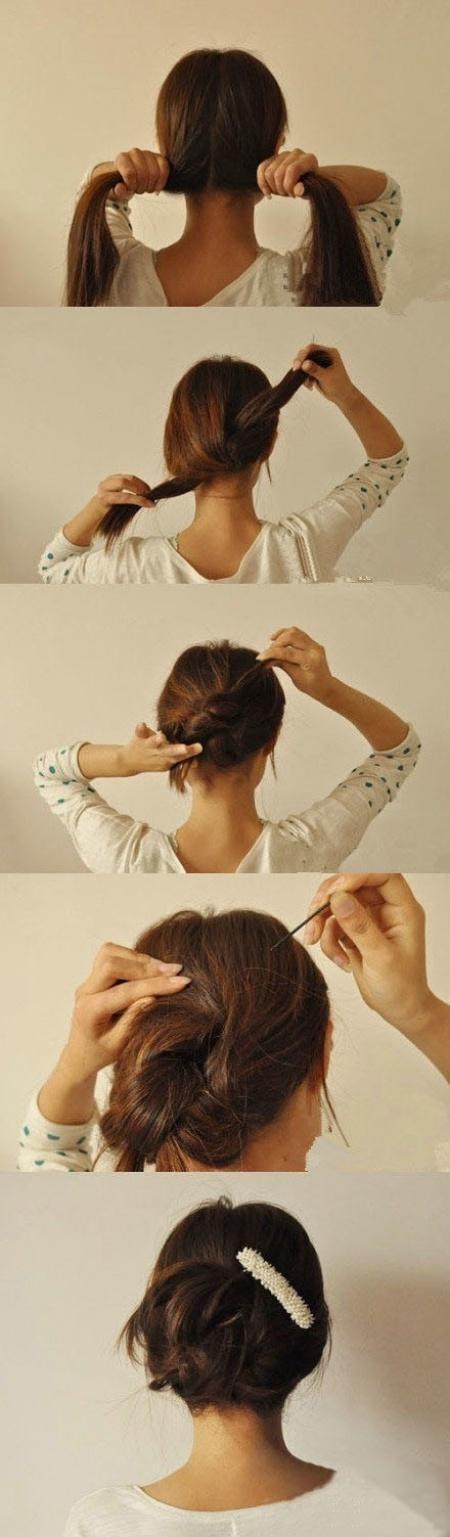 Mẹo giúp bạn có thể nhanh chóng có được 14 kiểu tóc này
