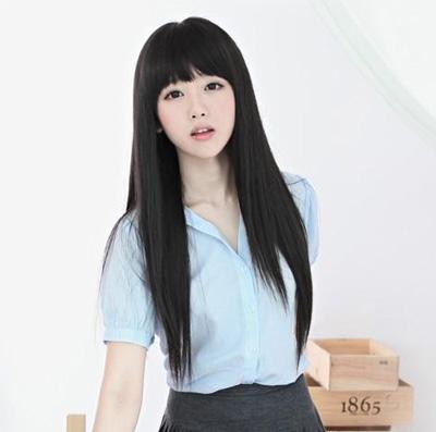 Những kiểu tóc dài thẳng đẹp tự nhiên của các sao Việt và Kpop