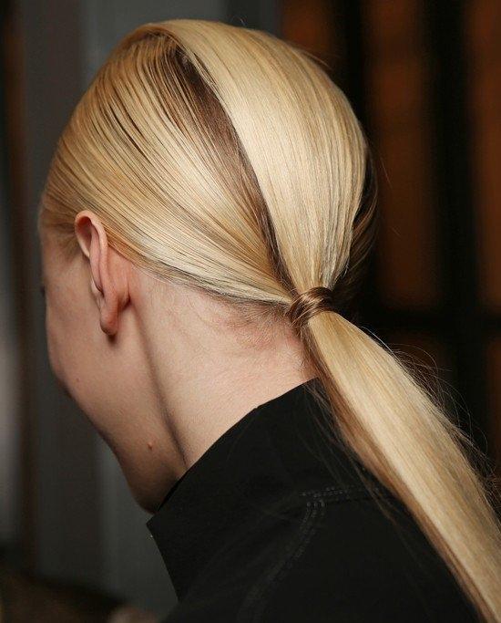 Bật mí kiểu tóc buộc cực đẹp đơn giản