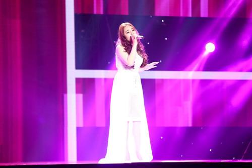 Thái Bảo Trâm trở lại The Voice